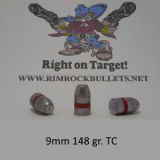 "9mm TC 148 gr. "" The Outdoorsman"" per 500"